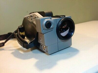 Flir Thermacam Pm695 Thermal Imaging Camera