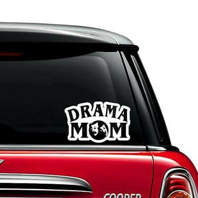 Others Drama Mama Decal Sticker For Car Truck Window