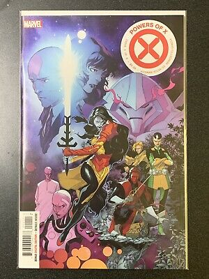 Marvel Comics Powers Of X #1 A Cover 2019 CASE FRESH 1st Print NM