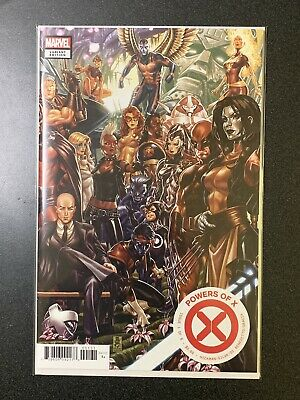 Marvel Comics Powers Of X #1 Connecting Variant 2019 CASE FRESH 1st Print NM