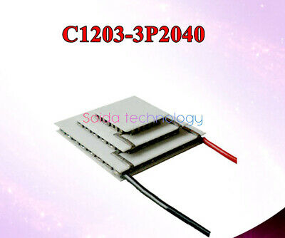 C1203-3P2040 Multi-stage semiconductor refrigeration piece Thermoelectric Cooler