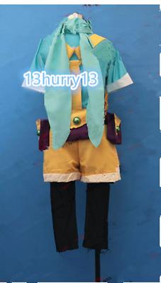 Tales of Graces Pascal Cosplay Costume Custom Made