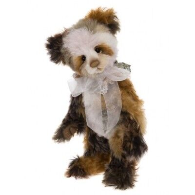 UNDER HALF PRICE SPECIAL OFFER! Charlie Bears Mohair 2017 YEAR BEAR RRP £210