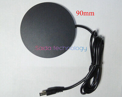 LED lamp 90mm round plate for microscope illuminator.