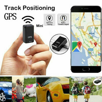 Mini Car SPY GPS Tracker Real Time Tracking Locator Device Voice Record FR