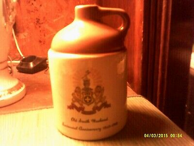 Burr Patterson Auld Company A Stoneware Jug Ka Old South Weekend Centennial 1965