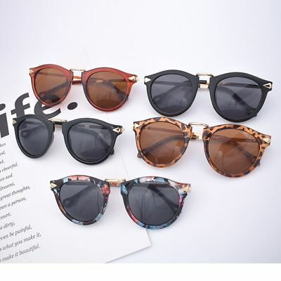 Sunglasses  Eyeglasses Round For Women Girls Arrows Style Metal Frames
