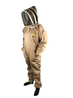 Beekeepers Bee Suit *Top Of The Range*  Full Body Protection Ventilated Veil