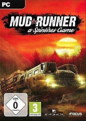 Spintires: MudRunner PC Download Vollversion Steam Code Email (OhneCD/DVD)