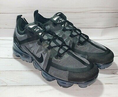 Nike Air Vapormax 2019 Ghost Black Running Shoes Size 11.5 AR6631-004