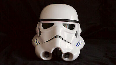 Star Wars Imperial Stormtrooper Electronic Voice Changer Helmet