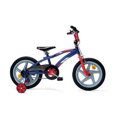 "40cm Kids Bike Bicycle Boys Trailer Training Wheels 16"" Wheels"