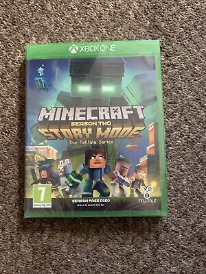 Minecraft Story Mode Season Two Xbox One New And Sealed