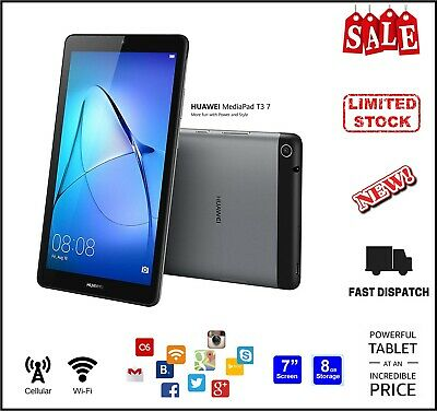 Huawei Mediapad T3 7-inch WiFi Cellular Voice Calling Brand New!!!!