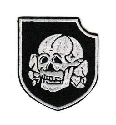 Army Tactical Morale Biker Motorcycle Patch Girl Skull /& Bones