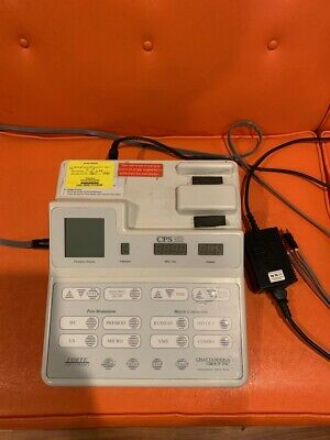 Chattanooga Forte 200 Combo Ultrasound Therapy Tested