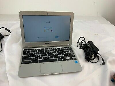 """Samsung Chromebook XE303C12-A01US 11.6"""" Laptop 1.7GHz/2GB/16GB SSD w/ charger"""