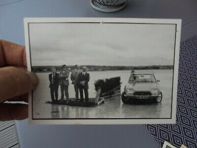 Carte Postale Citroen GS Photo Guy le Querrec  1973