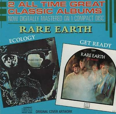 Get Ready / Ecology by Rare Earth