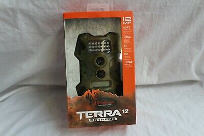 WILDGAME INNOVATIONS TERRA 12 EXTREME 12MP TRAIL CAMERA TX12i34W-8