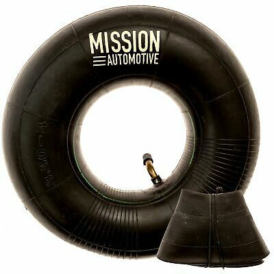 """Mission Automotive 2-Pack of 4.10/3.50-4"""" Premium Replacement Tire Inner Tube..."""