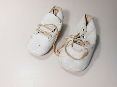 Vintage Baby Infant Toddler Shoes Circa 1949