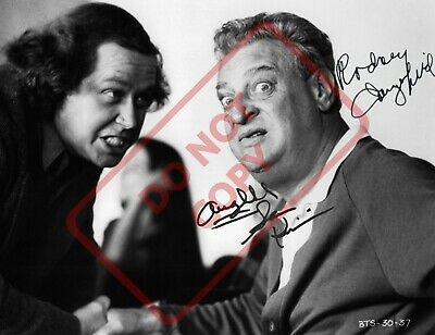 8.5x11 Autographed Signed Reprint RP Photo Rodney Dangerfield Sam Kinison