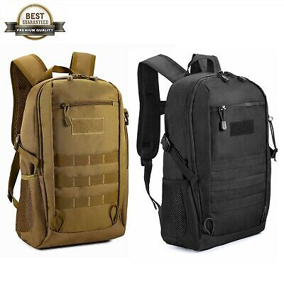 20L Hiking Camping Backpack Bag Army Military Tactical Trekking Rucksack CHIC US