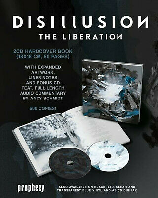 Disillusion - The Liberation (2CD + Buch) - (CD)