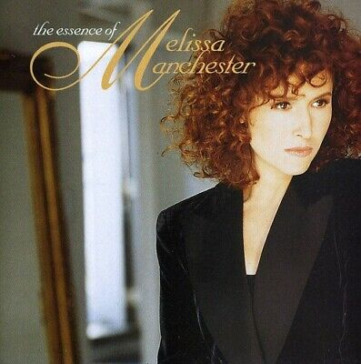Essence of Melissa Manchester by Melissa Manchester (CD, May-1997, Arista) *NEW*