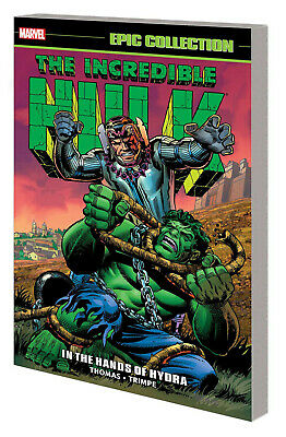 INCREDIBLE HULK EPIC COLLECTION IN THE HANDS OF HYDRA TP Paperback Pre-Sale