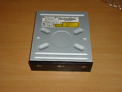 Lg Dvd-Rw Ide Super Multi Dvd Burner Rewriter Gsa-H55N (Brand New) Pc Desktop