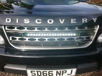 2010 Land Rover Discovery 4 Bali Blue Grille 49 99
