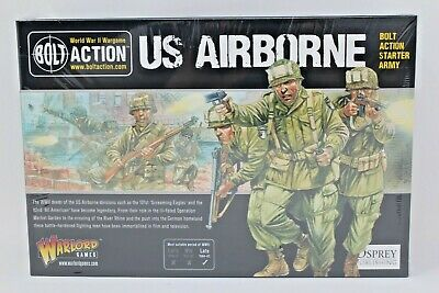 Bolt Action US Airborne New