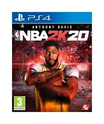 Nba 2K20  Ps4 - Import