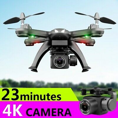 X6S Drone RC Quadcopter With 4KHD Camera Foldable Aircraft Remote Control Mini