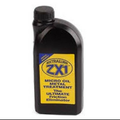 ZX1 Extralube Micro Oil Treatment - 1 Litre Original Seller