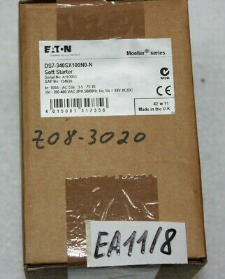 Eaton Softstarter 134920 Typ DS7-340SX100N0-N