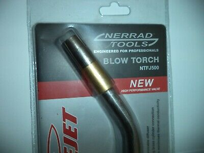 Plumbing Soldering Torch Nerrad Blow Torch Ntfj500.Not Rothenburgerer New