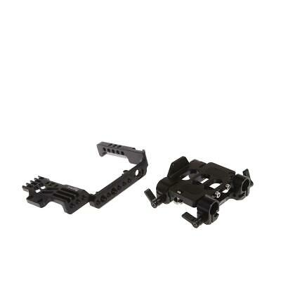 SmallRig Advanced Half-Cage Kit for Panasonic Lumix GH5 - SKU#1169445