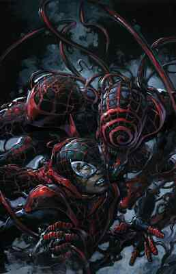 Absolute Carnage Miles Morales 2 Clayton Crain Virgin NM