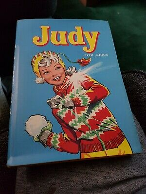 Judy Book For Girls 1964 X EXCELLENT CONDITION FOR AGE X VERY RARE X 3081 X