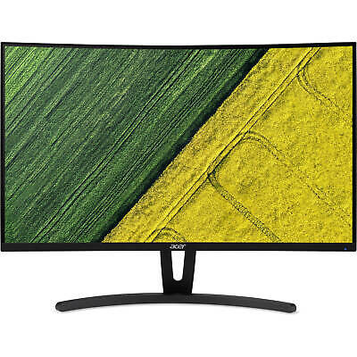 """Acer ED3 27"""" Widescreen Curved LCD Monitor Full HD (1920 x 1080) 144 Hz 4 ms"""