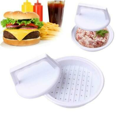 Kitchen Hamburger Meat Beef Maker Grill Burger Patty Press Tool Mould Mold