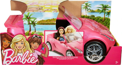 Barbie - Barbie Convertible Toy Vehicle - Pink (Brand New)