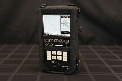 Olympus Nortec 2000D+ Ultrasonic Flaw Detector -- Stavely NDT UT Good Condition