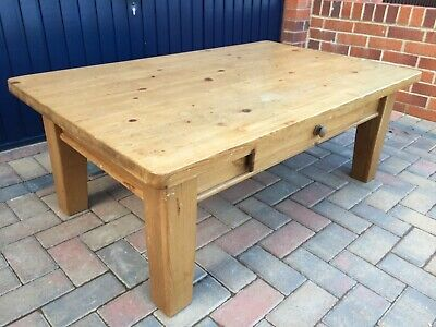 Admirable Large Coffee Table From Next Chunky Oak Chiltern Range Camellatalisay Diy Chair Ideas Camellatalisaycom
