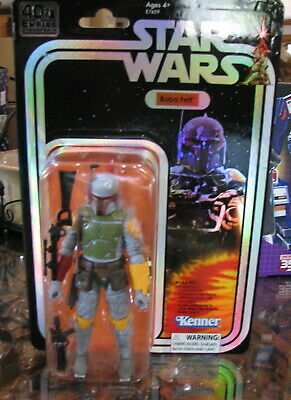 New Sdcc 2019 Exclusive Hasbro Star Wars Boba Fett Original Appearance