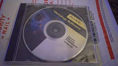 FLUKE METROLOGY SOFTWARE CRYSTAL REPORTS PROFESSIONAL V5.0 unopened. With bonus.