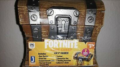 FORTNITE Collectible Loot Chest BRAND NEW /& SEALED Frozen Shroud